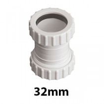 32mm Mechanical/Compression Waste Fittings