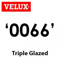 '0066' Triple Glazing, Easy Clean Glass