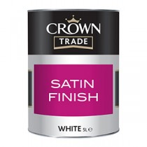 Wood Finishing - Gloss, Satin & Eggshell