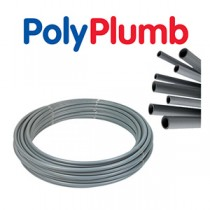 PolyPlumb Grey Barrier Pipe Coils & Lengths