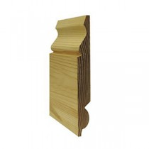 Timber Skirting