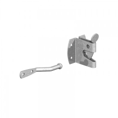 GateMate Medium Auto Gate Catch - BZP