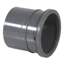 Universal Coupler Solvent to Pushfit Coupling - Grey
