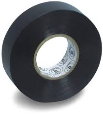 PVC Insulating Tape: Black