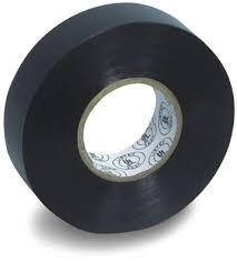 PVC Insulating Tape: Black