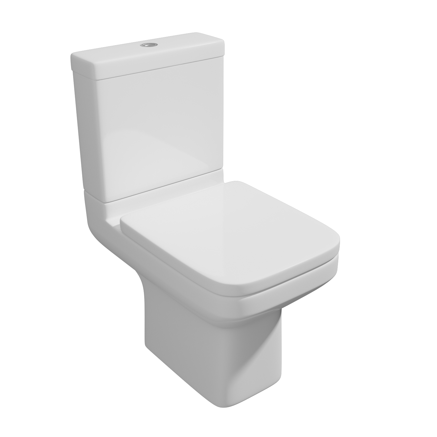 K-Vit Trim Close Coupled WC Pan & Cistern (Seat Not Included)