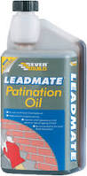 Everbuild Leadmate Patination Oil - 500ml