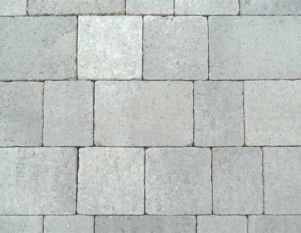 Castacrete Driveway 50mm Aged Paving Block - Ash/Natural (Mixed Pack)