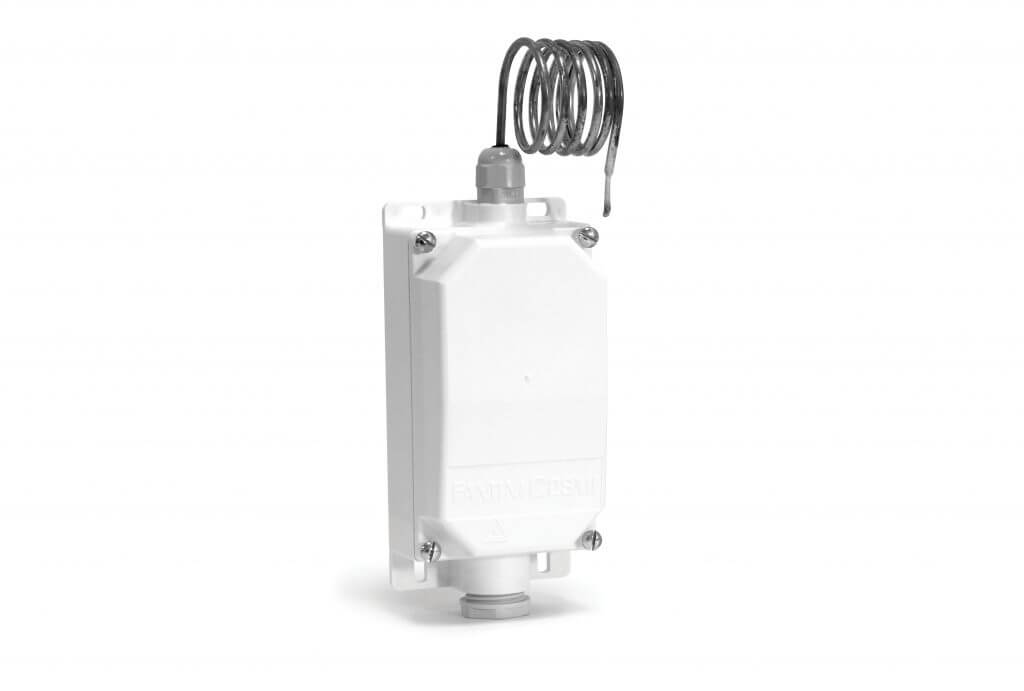 EPH Outside frost thermostat, -35..20 C, IP65 (Internal Setpoint)