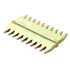 Ox Pro 38mm Scutch Combs (Pack of 4)