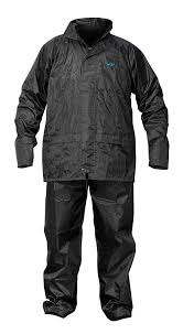 Ox Black Rain Suit - Medium