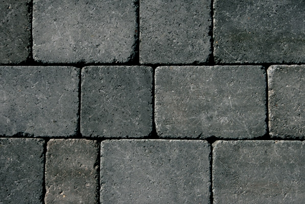 Castacrete Driveway 50mm Aged Paving Blocks - Charcoal (Mixed Pack)