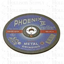 Metal Grinding Hard Disc: 230 x 6.0 x 22.2mm