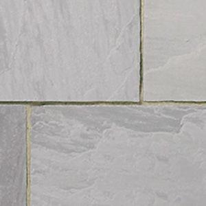 GlobalStone 18mm Calibrated Indian Sandstone 600x900mm - Pure (Kandla) Grey