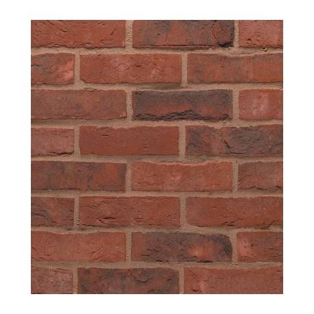 Wienerberger Terca 65mm Olde Welwyn Red Multi Facing Brick