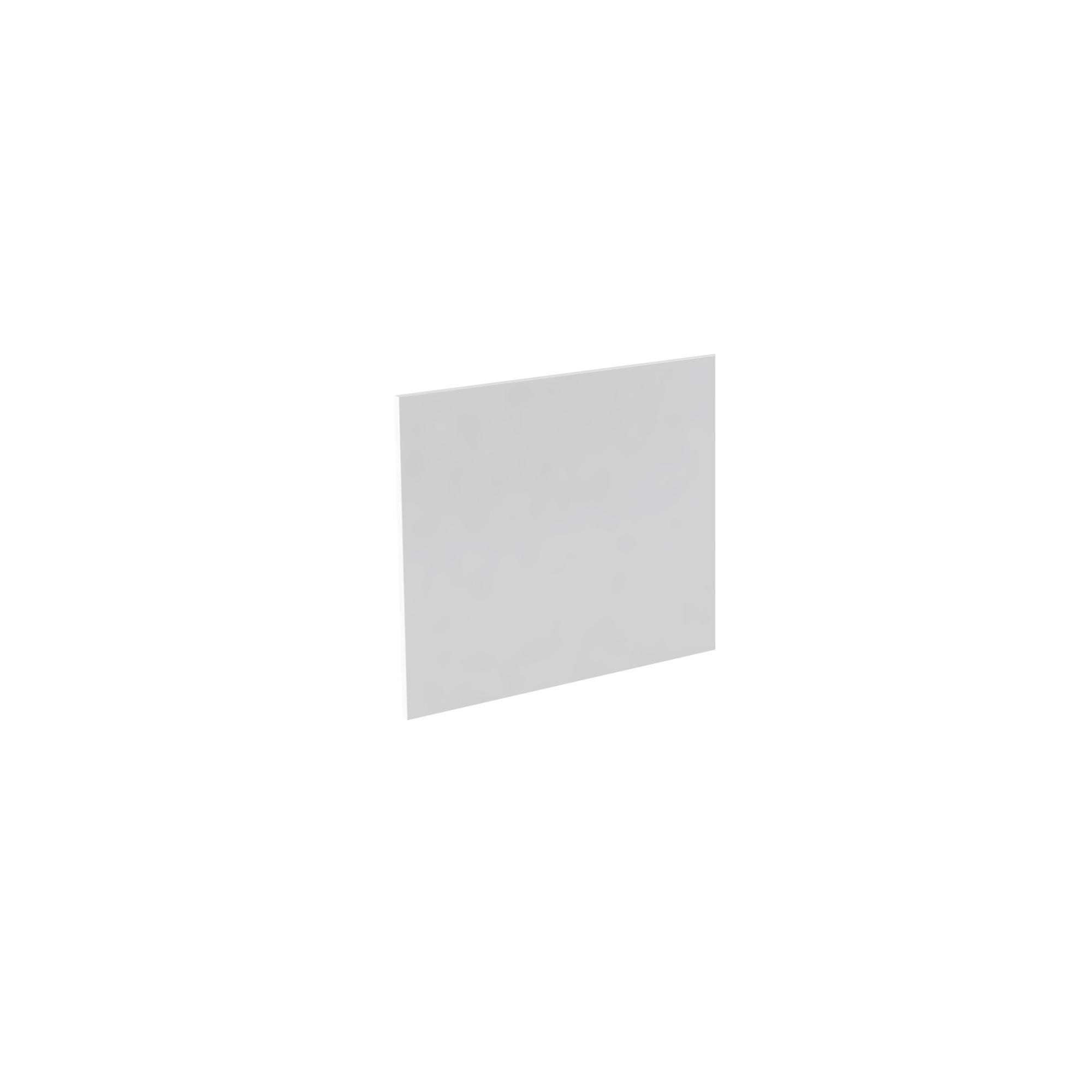 K-Vit Ikon 700mm Bath Panel - White