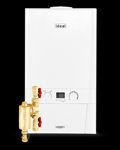 Ideal Logic Max S24 System Boiler 218870 - 24kW (10 Year Warranty, comes with Ideal Filter)