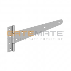 "GateMate 200mm (8"") Light Tee Hinges - BZP"