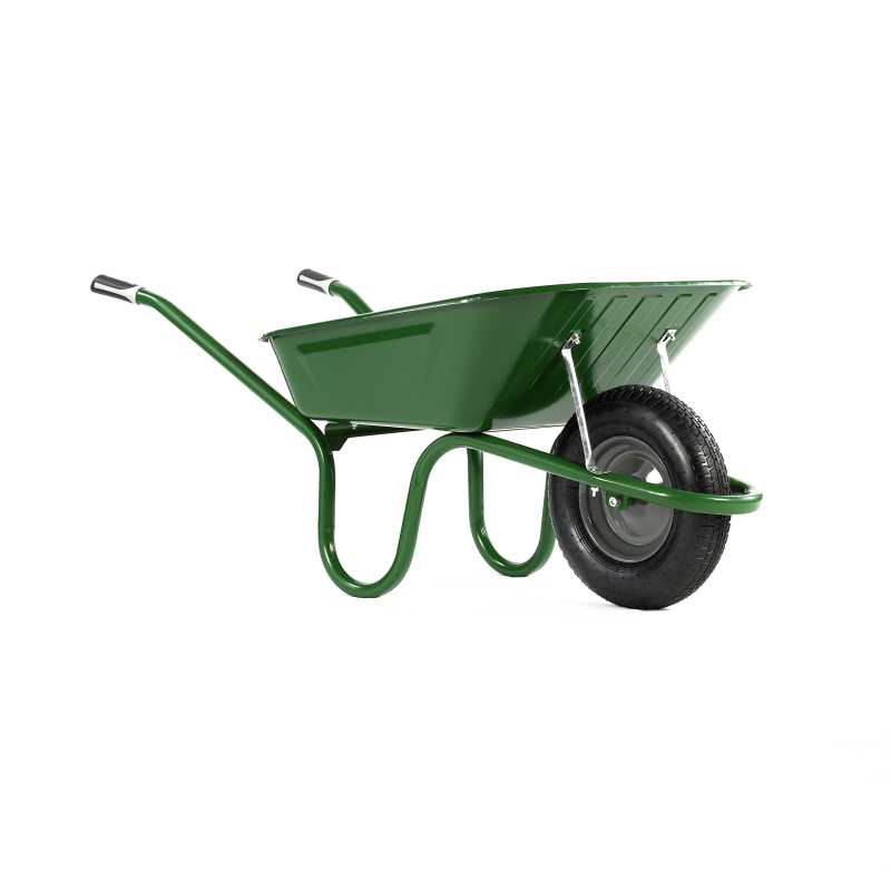 Haemmerlin Aktiv Original 90L Wheelbarrow - Green