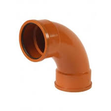 160mm Underground 90' Double Socket Bend