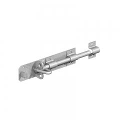 "GateMate 150x12mm (6 x 1/2"") Brenton Padbolt - BZP"