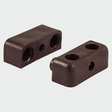 Eclipse Knock-Down Blocks (Pack of 2) - Brown