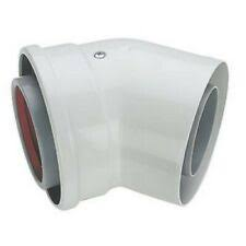 Navien 45 Degree Flue Elbow (Short)