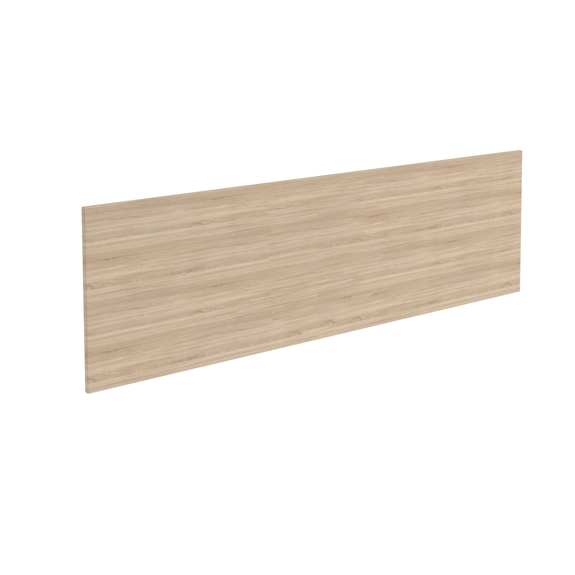 K-Vit Ikon 1700mm Bath Panel - Natural Oak