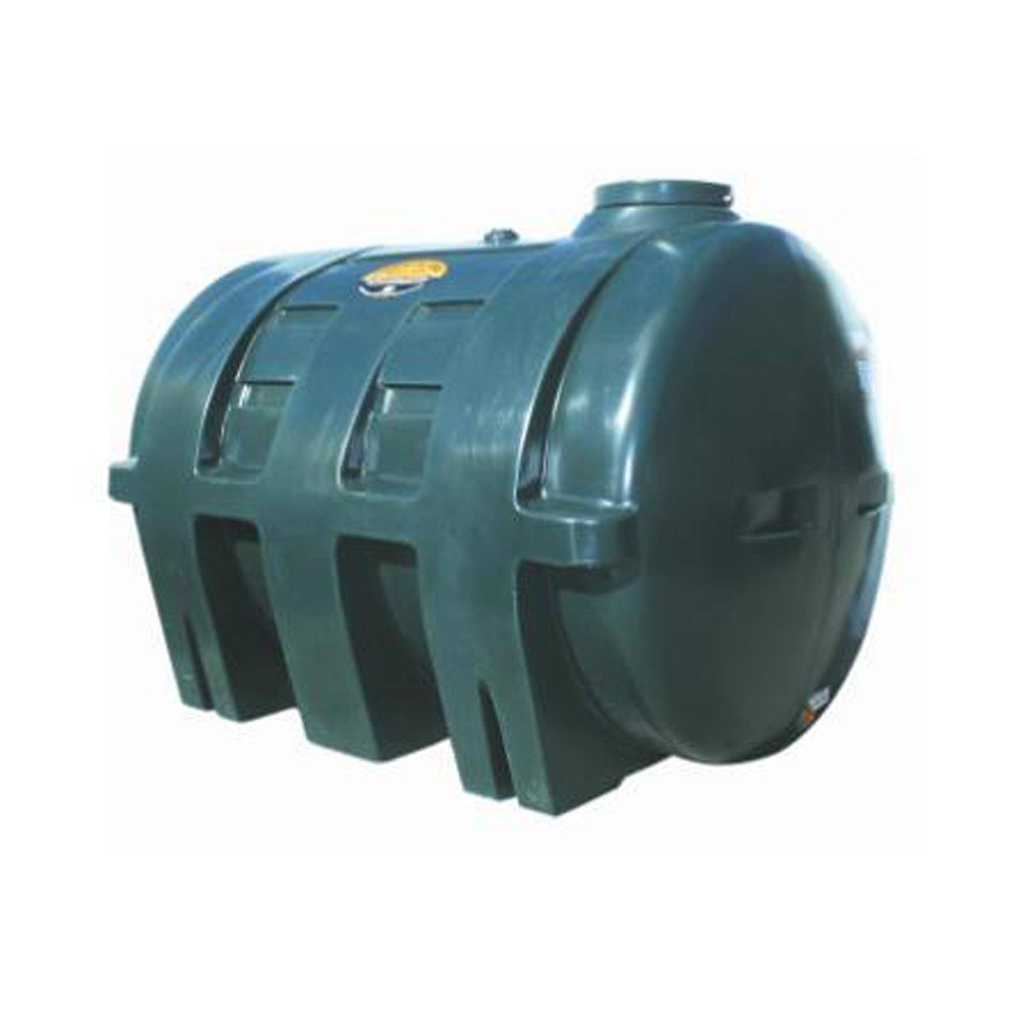 Carbery 1550L Horizontal Single Skin Oil Tank