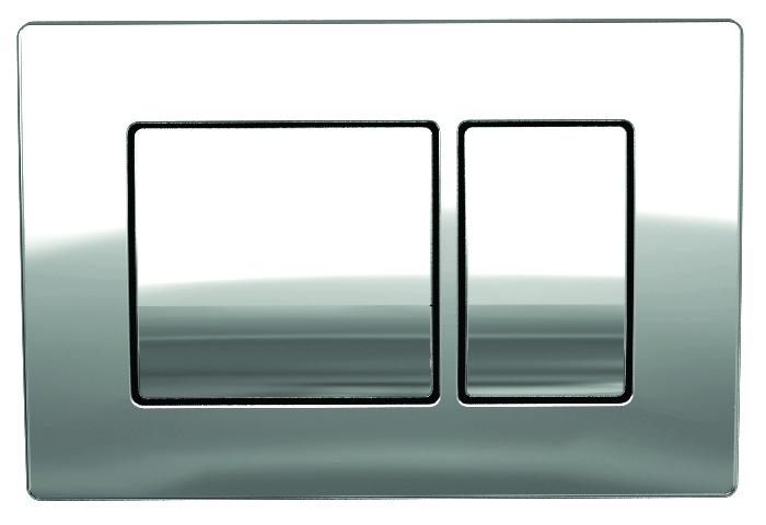 K-Vit Keytec Chrome Flushplate