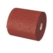 Silverline Aluminium Oxide Sandpaper Roll 5m 80G