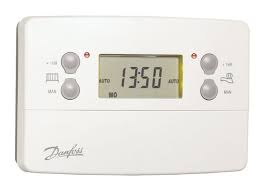 Danfoss FP715SI 7 day 5/2 day programmer ONLY 087N789800