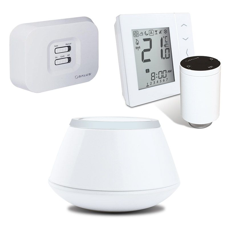 Salus Smart Home Heating Pack