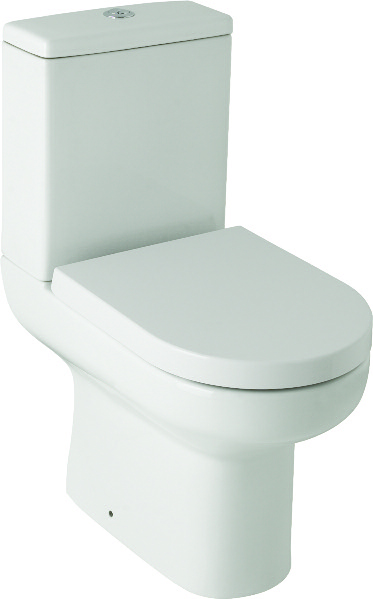 K-Vit Revive C/C WC Pan & Cistern (Seat Not Included)
