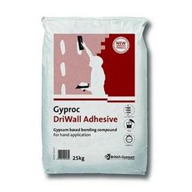 Gypsum Dri-Wall Adhesive 25kg