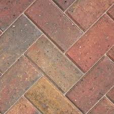 Castacrete Driveway 200x100x50mm Paving Block - Autumn Mix