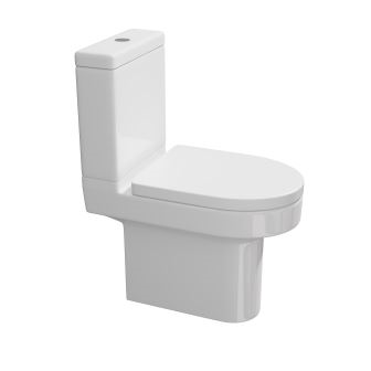 K-Vit Code Close Coupled WC Pan & Cistern (Seat Not Included)