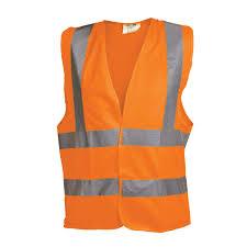 Ox Orange Hi Visibility Vest - L