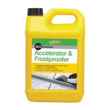 Everbuild 5L Accelerator and Frostproofer