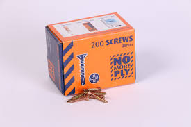 STS TORX Head 38mm NoMorePly Screws (Box of 200)