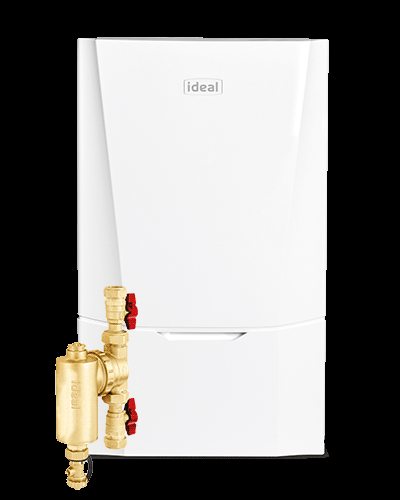 Ideal Vogue Max 26 System Boiler 218861 - 26kW (10/12 Year Warranty, comes with Ideal Filter)