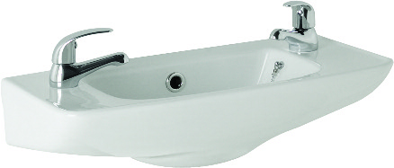 K-Vit G4K Cloakroom Basin 510mm 1TH