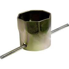 Immersion Heater box spanner (w/ Rod)
