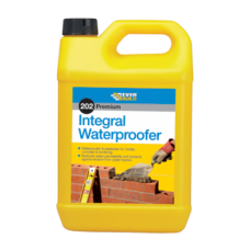 Everbuild 5L Integral Waterproofer