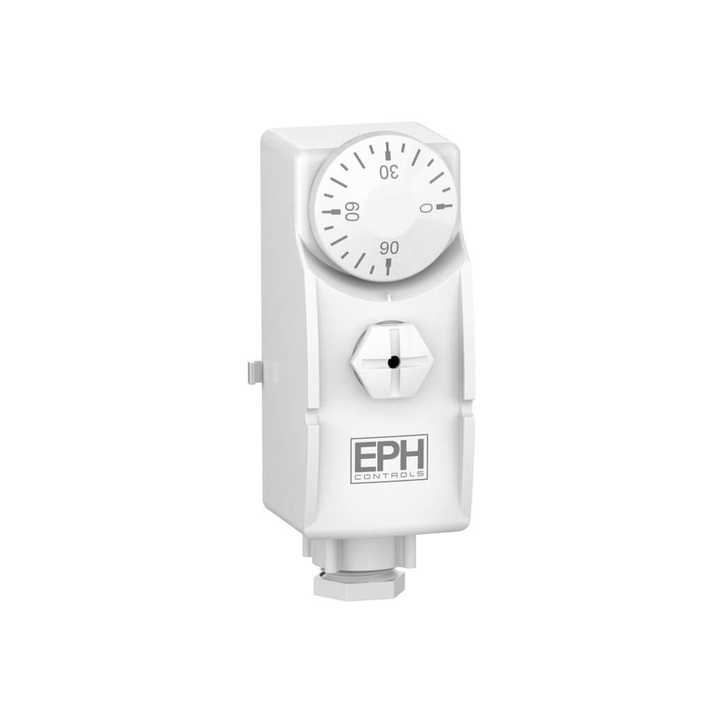 EPH Cylinder / Pipe Thermostat (Strap On)