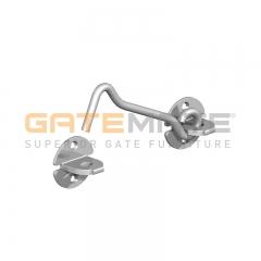 "GateMate 150mm (6"") Wire Pattern Cabin Hook - BZP"