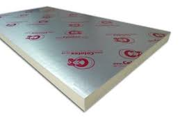 120mm PIR Insulation Board 1200 x 2400mm