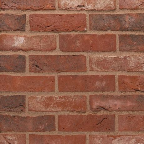 Wienerberger Terca 65mm Olde Essex Red Multi Facing Brick