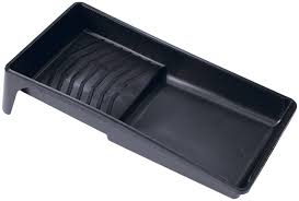 "Tristar 4"" Paint Roller Tray"