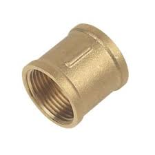 Brass Female Socket 1/2""